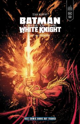 URBAN COMICS - FCBD 2020 - Batman Curse of the White Knight