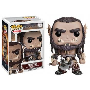 WARCRAFT FUNKO POP Movies - Durotan Vinyl Figure 10cm