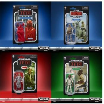STAR WARS - THE VINTAGE COLLECTION - Pack Wave 8