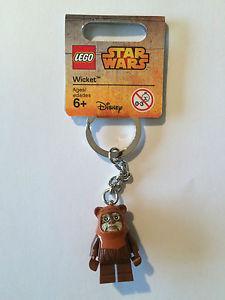 STAR WARS LEGO Porte-clés Wicket