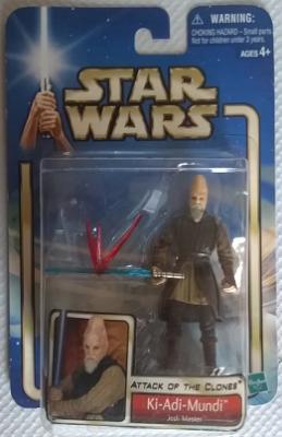 Star Wars (Saga Collection) - Hasbro - Ki-Adi-Mundi (Jedi Master) 10cm