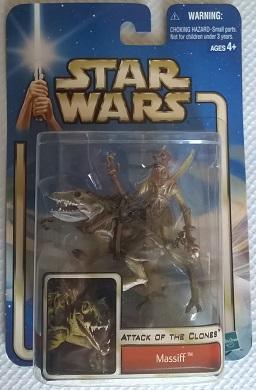 Star Wars (Saga Collection) - Hasbro - Massiff 10cm
