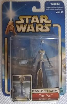 Star Wars (Saga Collection) - Hasbro - Taun We (Kamino Cloner) 11cm