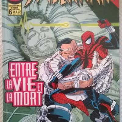 Spider-Man (Extra) n° 6 Entre la vie et la mort