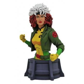 X-MEN Animated Series - Diamond Select Toys - Rogue Buste 15cm