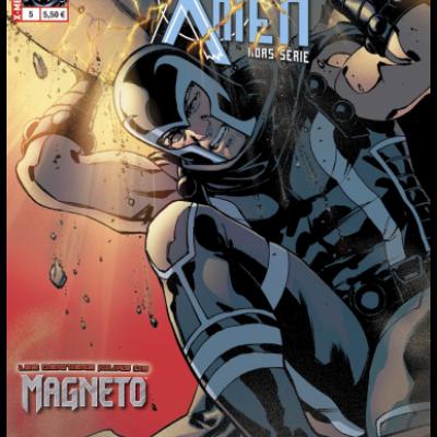 Marvel - X-MEN  HORS SÉRIE 5 : MAGNETO LAST DAYS