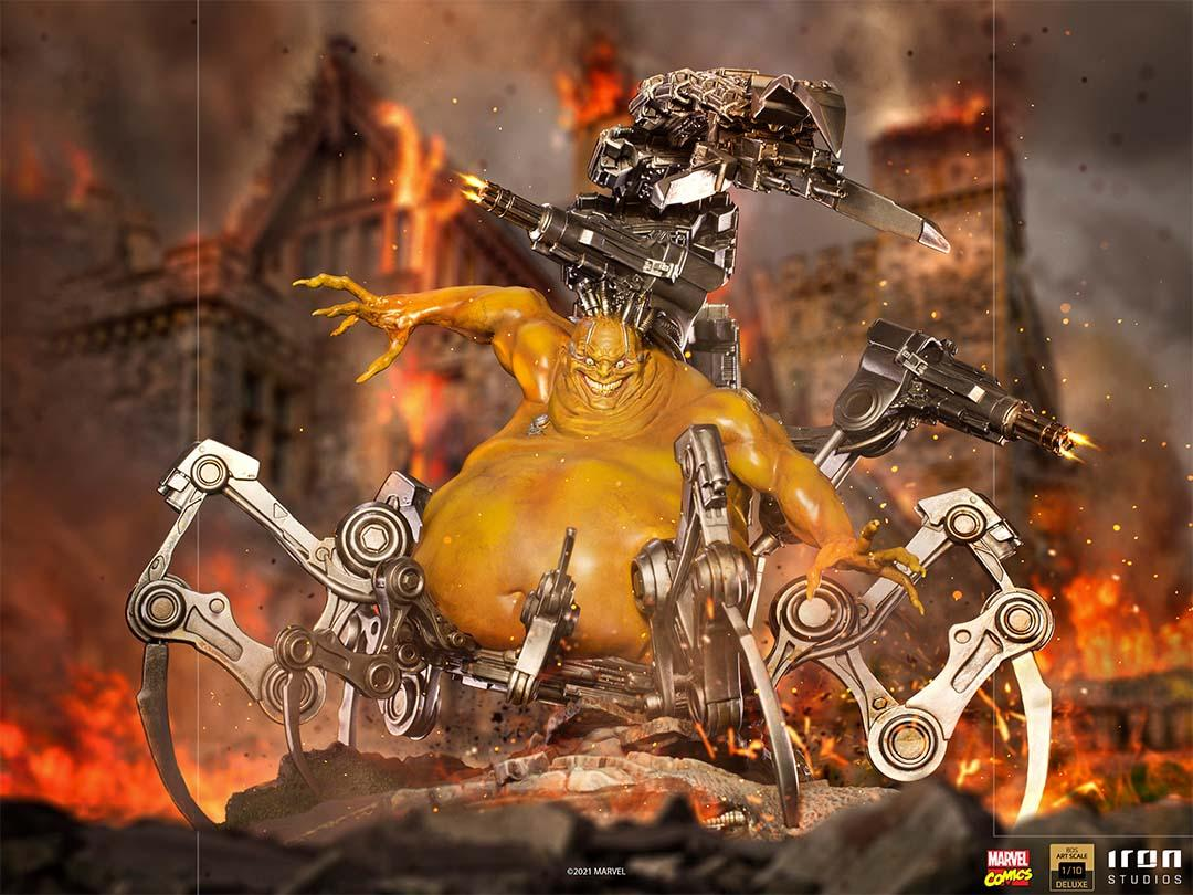 X men iron studios mojo13