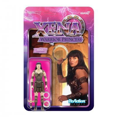 XENA la guerrière - ReAction - XENA 9cm