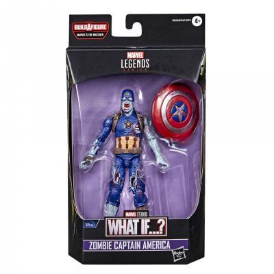 MARVEL LEGENDS Series - HASBRO - What If...? Zombie Captain America