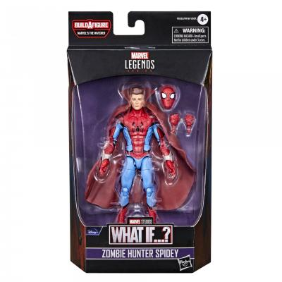 MARVEL LEGENDS Series - HASBRO - What If...? Zombie Hunter Spidey
